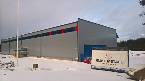 Elme Metall Finland Oy, Hattula