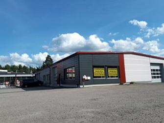 Ysitien Auto, Ylöjärvi