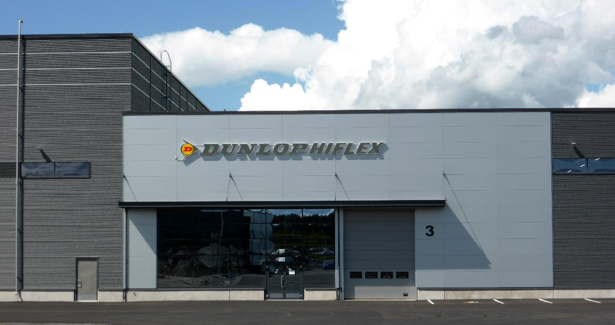 Dunlop Hiflex Oy