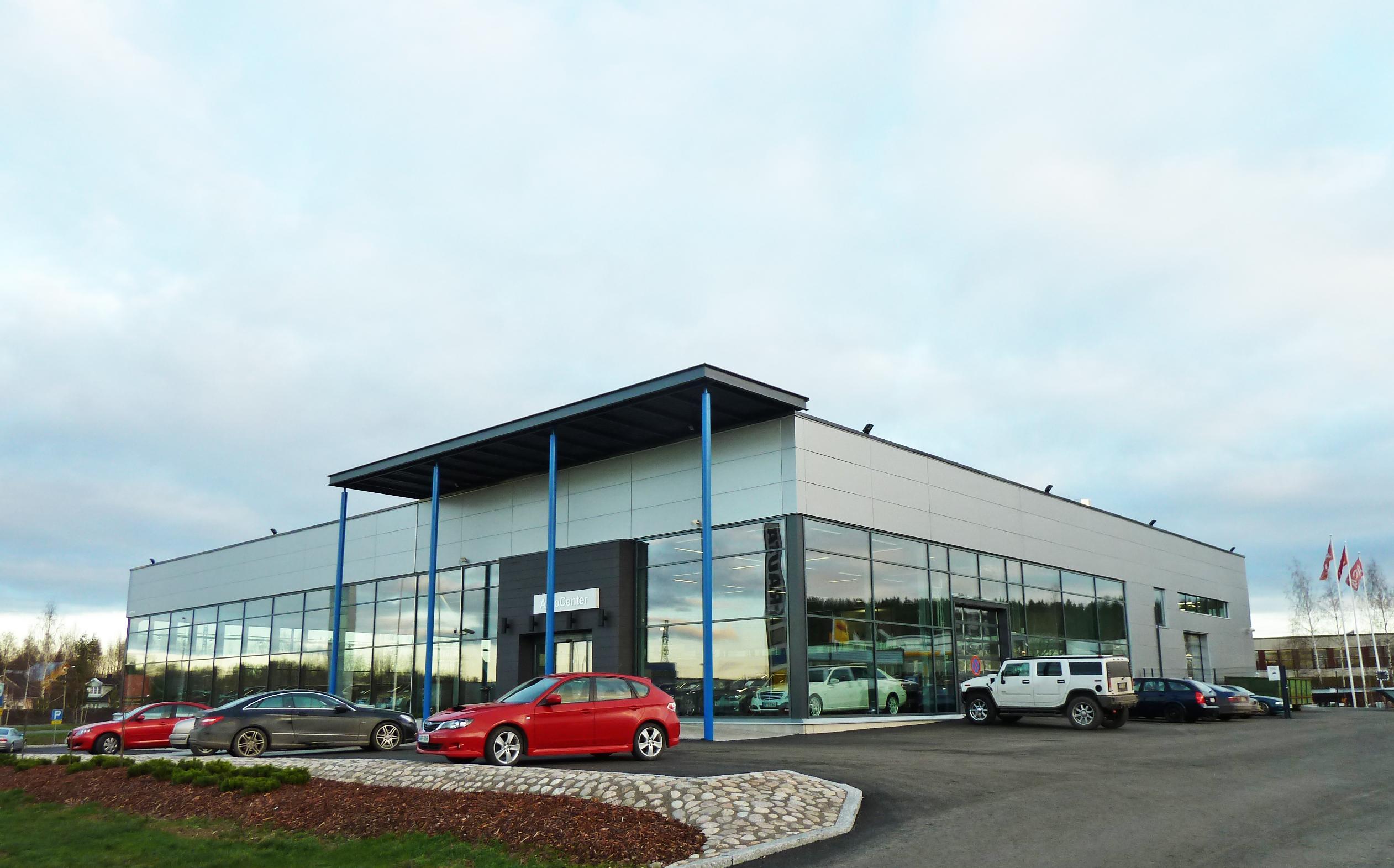 Auto-Center, Tampere
