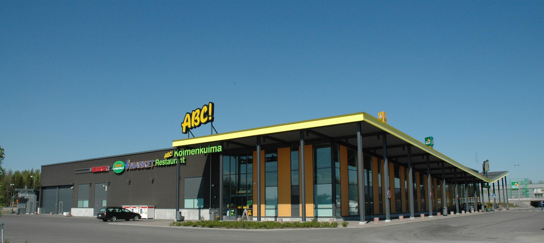 ABC ja Kodin Terra pylonit, Tampere