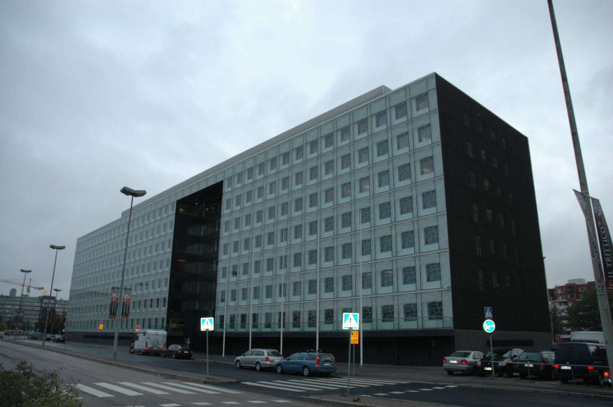 Hakaniemenranta 6, Helsinki