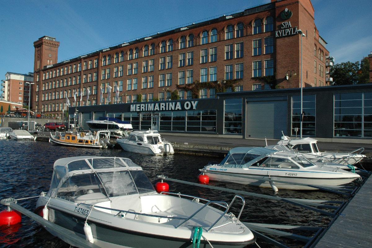 Merimarina Oy, Tampere