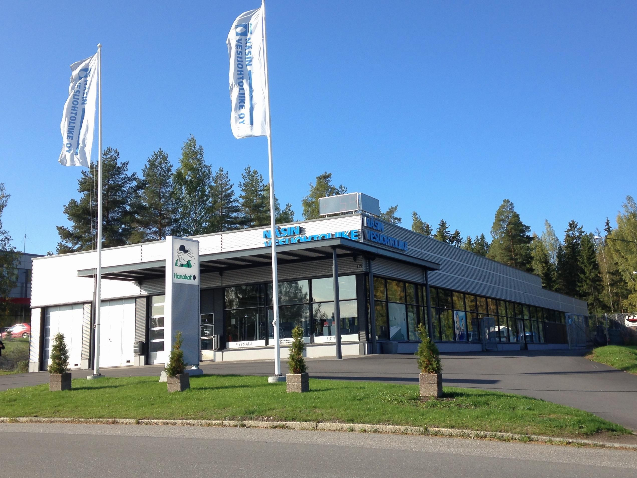 Näsin Vesijohtoliike Oy, Tampere