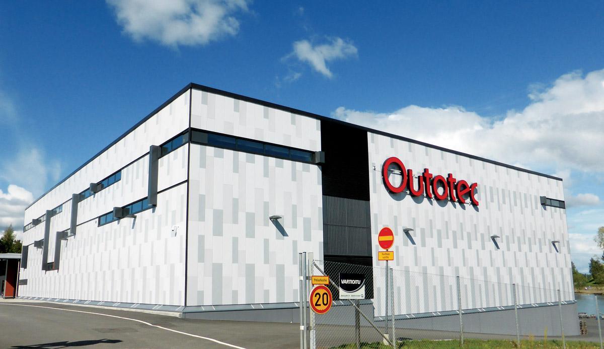 Outotec Oy, Lappeenranta