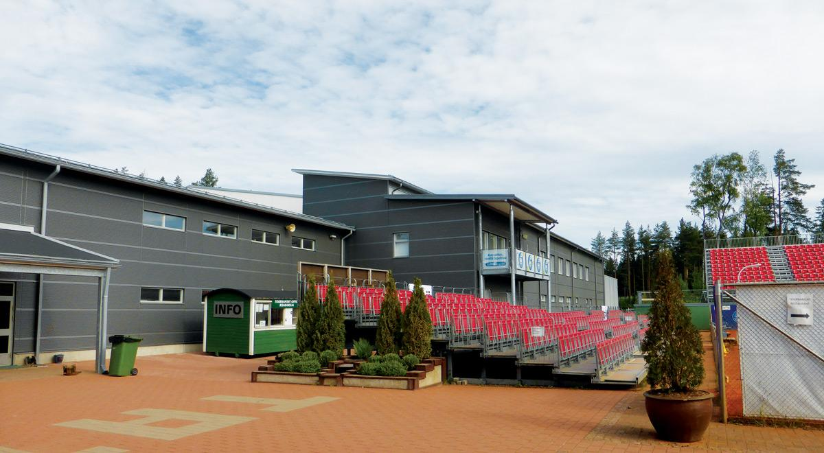 Tampereen Tenniskeskus Oy, Tampere