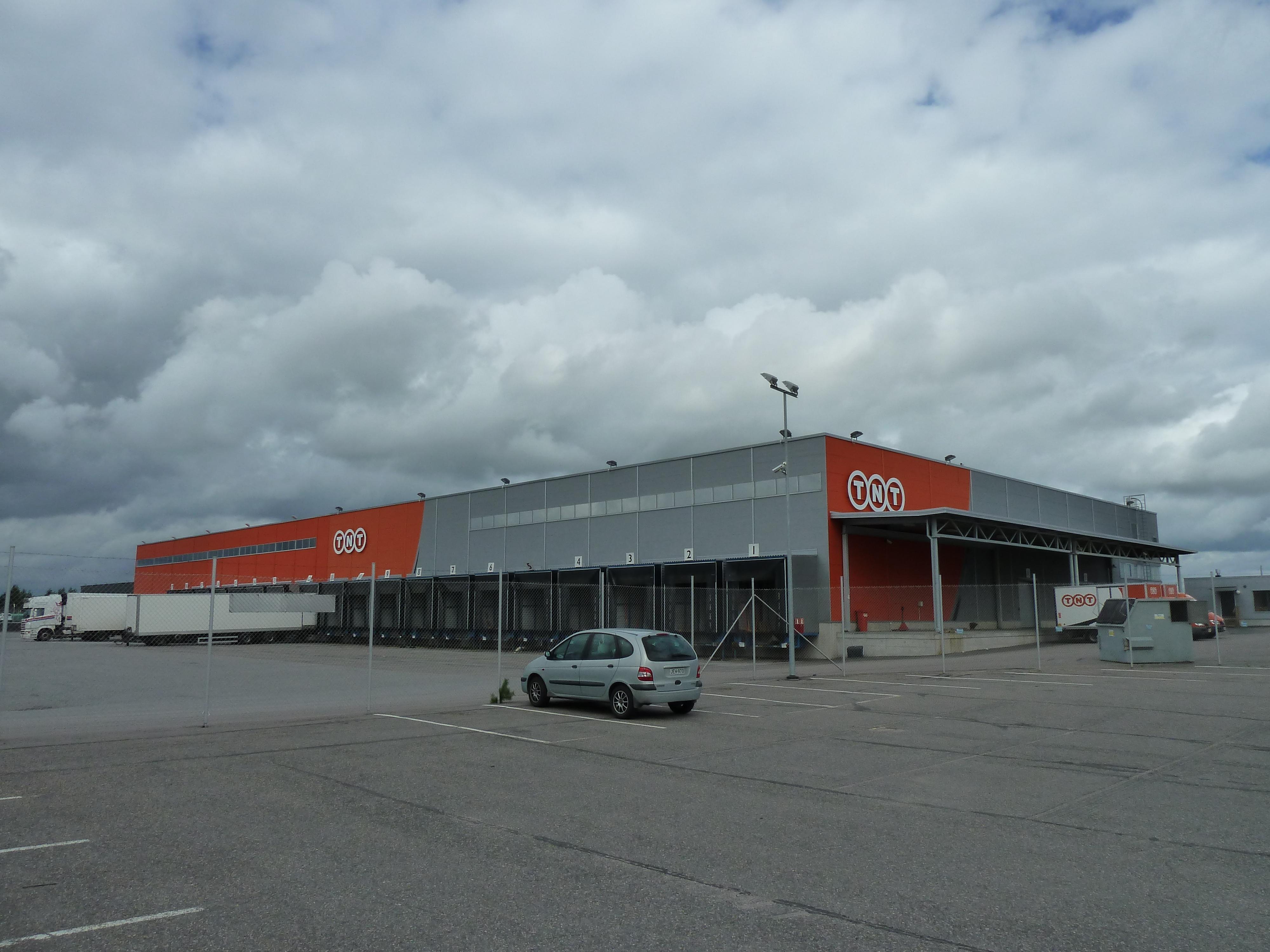 TNT Oy, Turku