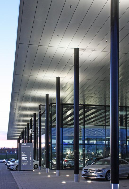 Veho Mercedes-Benz Airport, Vantaa