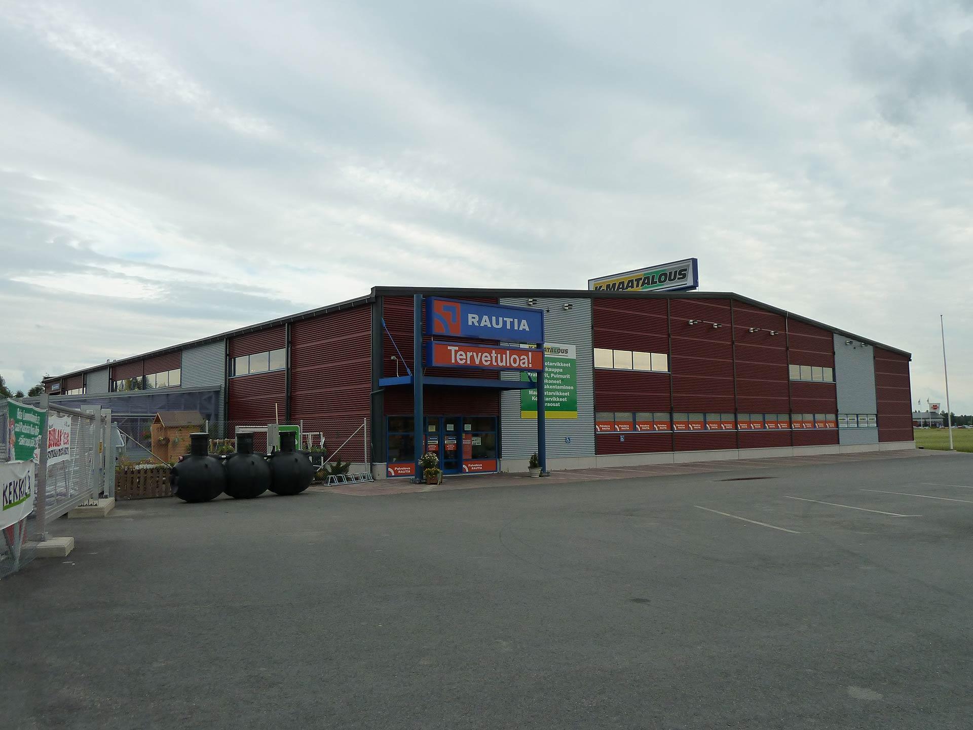 K-Maatalous, Huittinen
