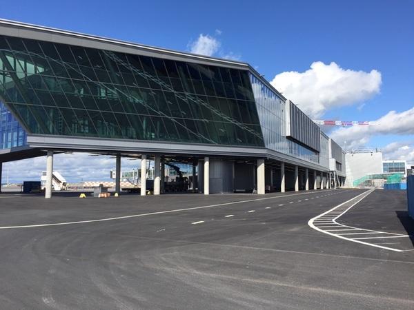 Finavia Oyj, Helsinki-Vantaa lentoasema