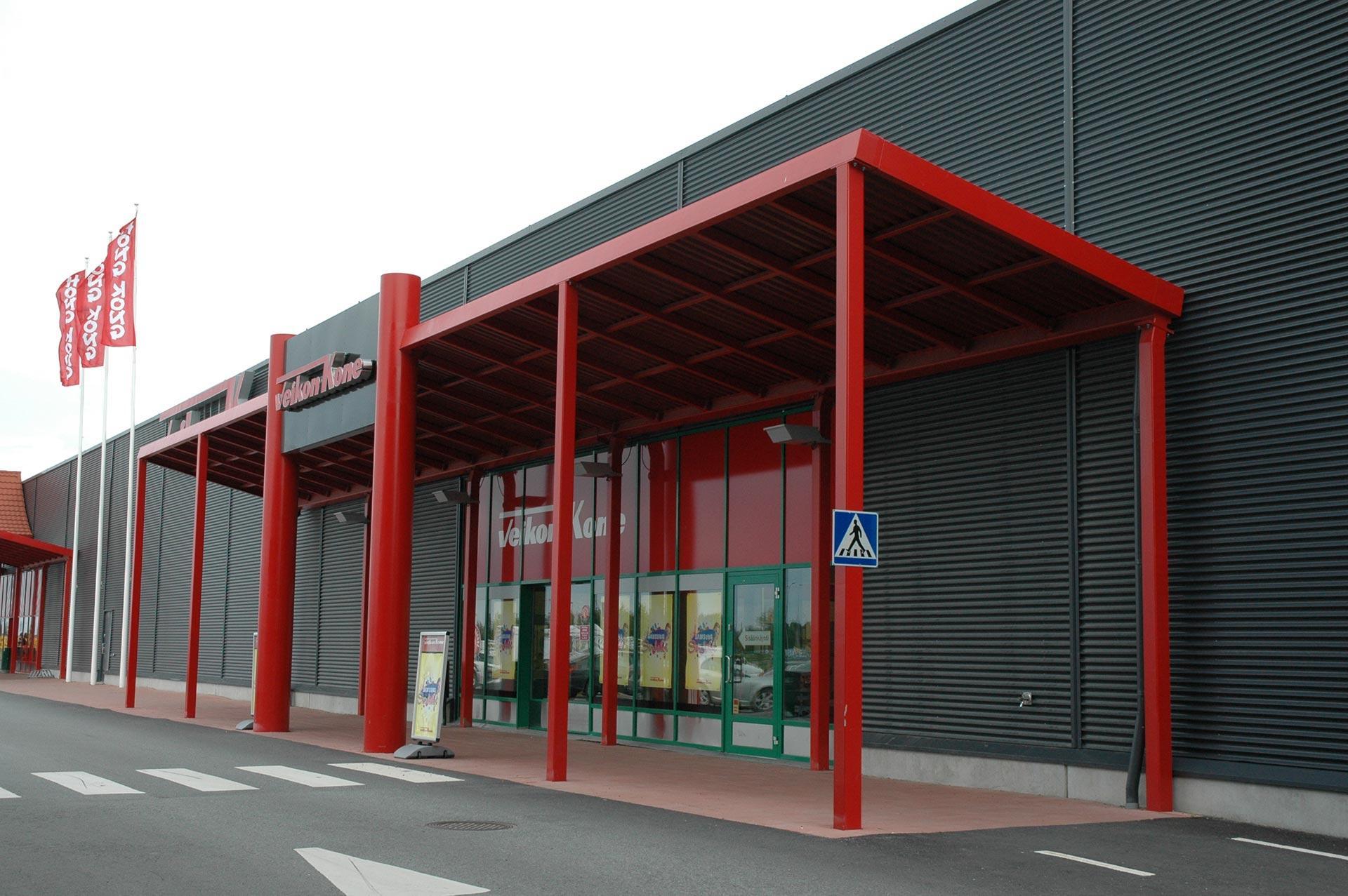 Retail Park, Seinäjoki