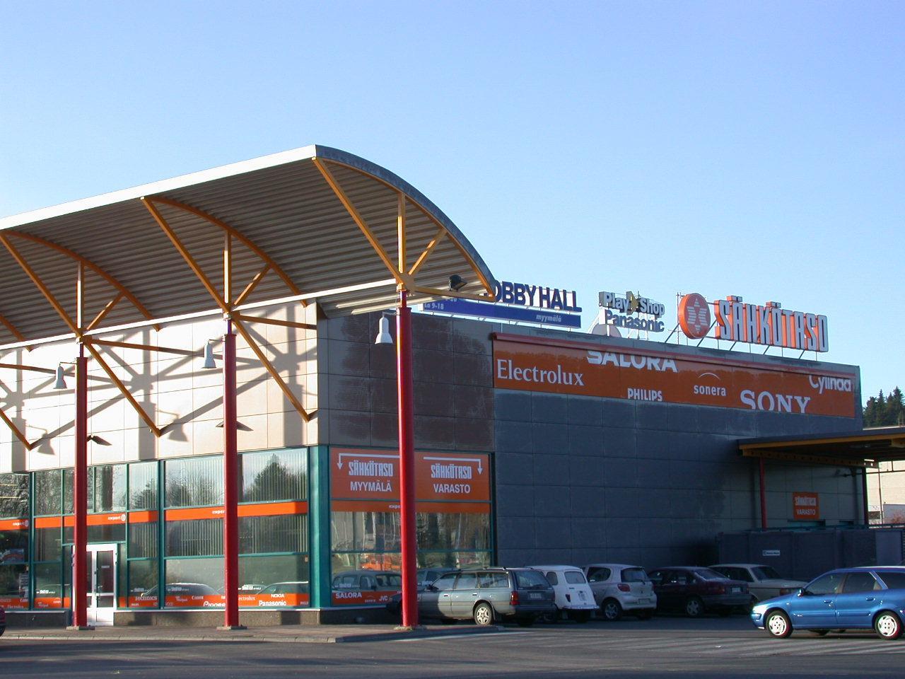 Sähkötaso Oy, Tampere
