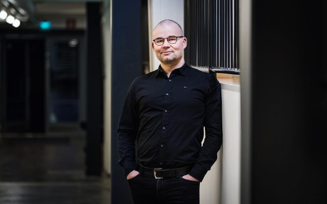 Esittelyssä Teräselementin uusi vientijohtaja Mikael Rinne