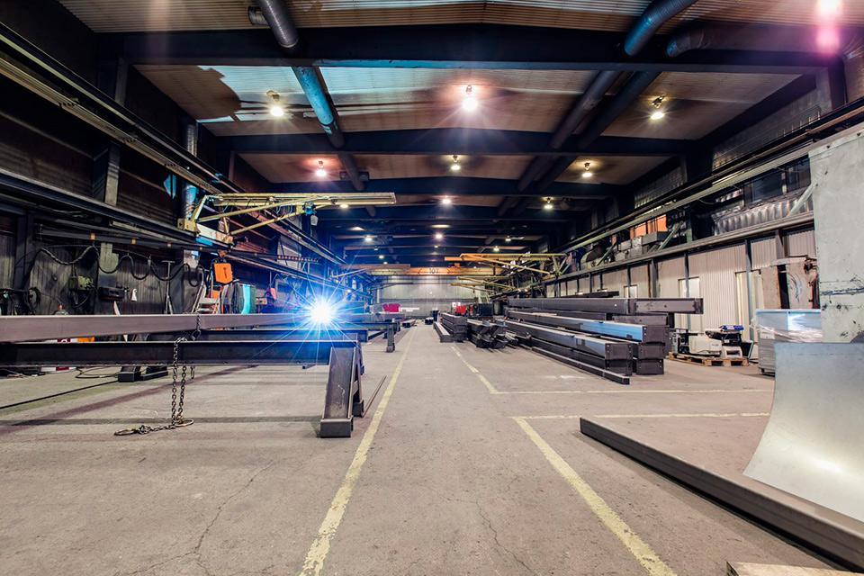 Haemme hitsausinsinööriä Lempäälän tehtaalle