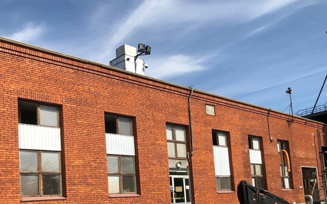 Teräselementin ja Adaran yhteistyö saa jatkoa – Uusi sisäänkäynti kokonaistoimituksena ja toimistotilojen kattava saneeraus