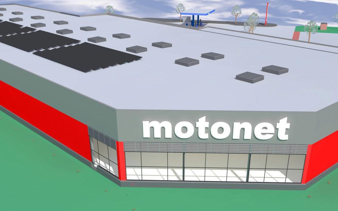 Uusi Oulun Motonet rakentuu Teräselementin kanssa