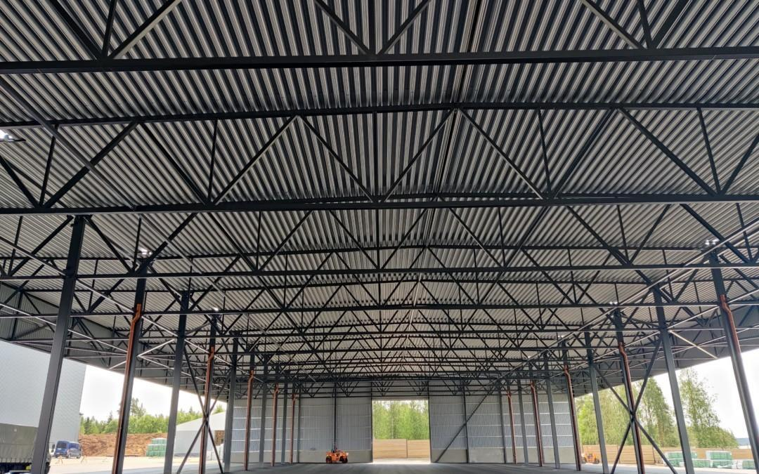 Keitele-Timber1-Alajärvi-teräsrakenteet-referenssi-Teräselementti