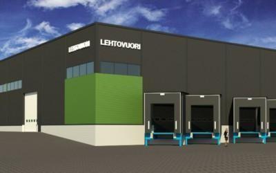 Toteutamme Lehtovuori Oy:n uudet tuotantotilat Ylöjärvelle